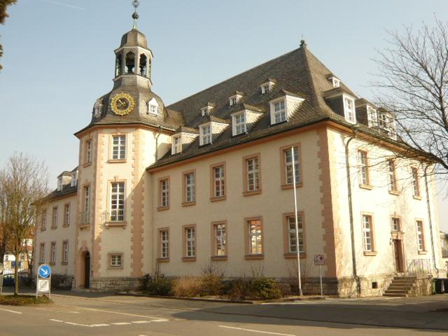 Ansicht Amtsgericht Korbach