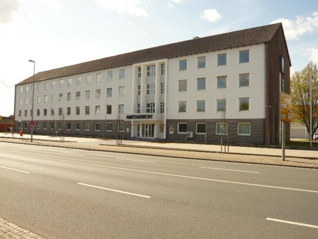 Ansicht Amtsgericht Nienburg
